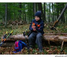 Najmlađi planinar