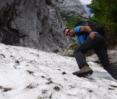 23.06.2018. - Tom & Jerry > Grintovec 2.558 m/nv