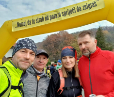 23.11.2019. - Papuk trek and trail