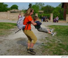26.04.2009. - Podunavski pješački put