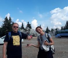 27.05.2018. - Šetnja Sjevernim Velebitom