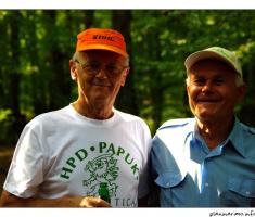 Planinari iz PD Papuk