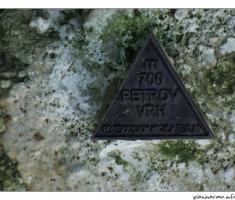 Žig na Petrovom vrhu